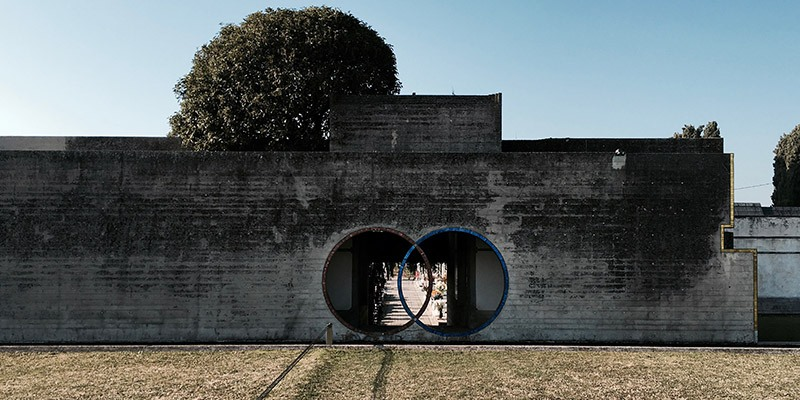 Brion Tomb Carlo Scarpa