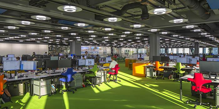 Rogers Stirk Harbour + Partners LFA2019 Architectours