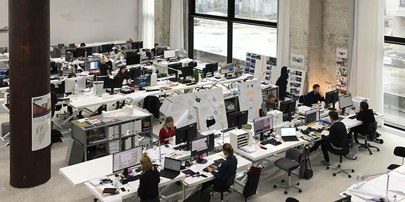 best architecture firms in Denmark
