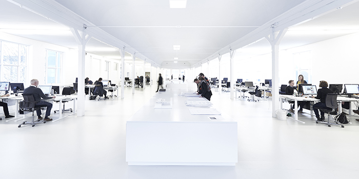 top architecture practices in Denmark