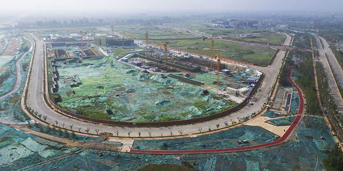 Xi'An Train Station