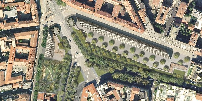 Porta Volta project by Herzog & de Meuron in Milan