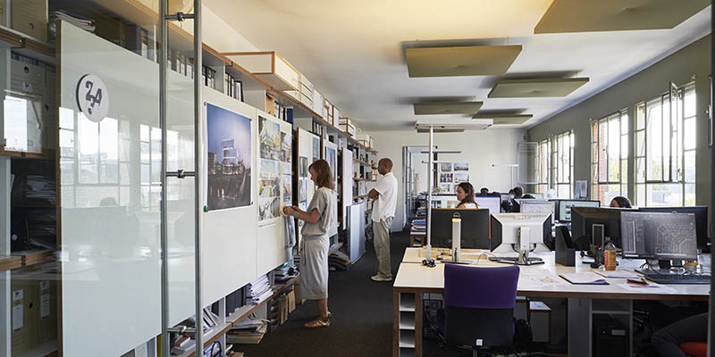 Best architecture firms in France
