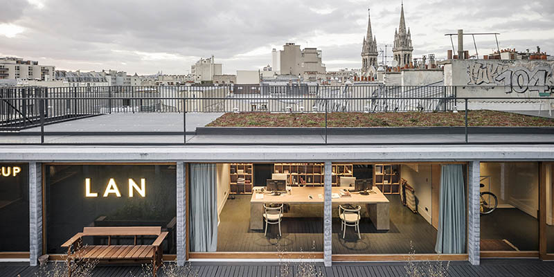 top architecture firms in Paris