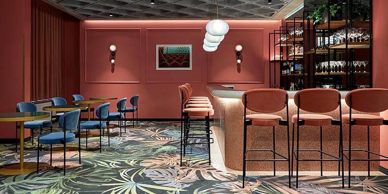 Cinema Paradiso Puro Lodz Hotel by Superfutures