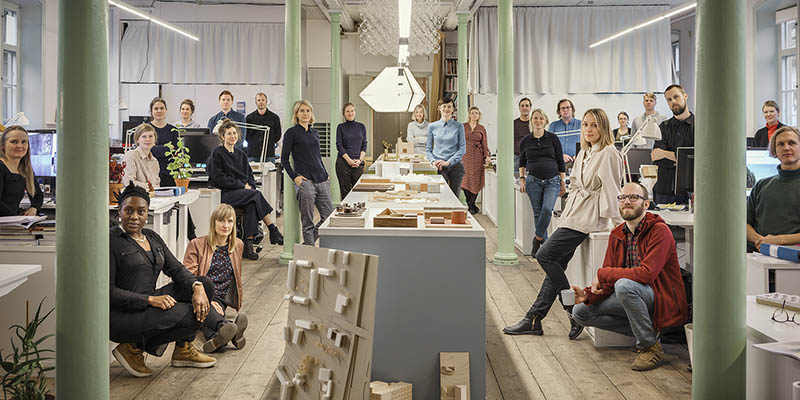 Best architecture firms in Sweden