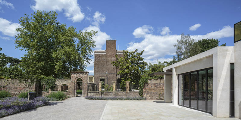Pitzhanger Manor & Gallery by Jestico + Whiles
