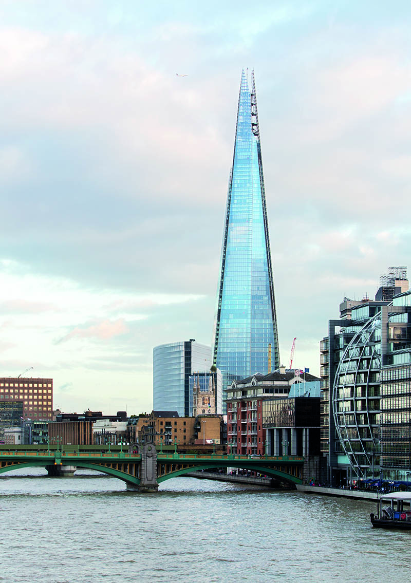 The Shard by Renzo Piano Building Workshop