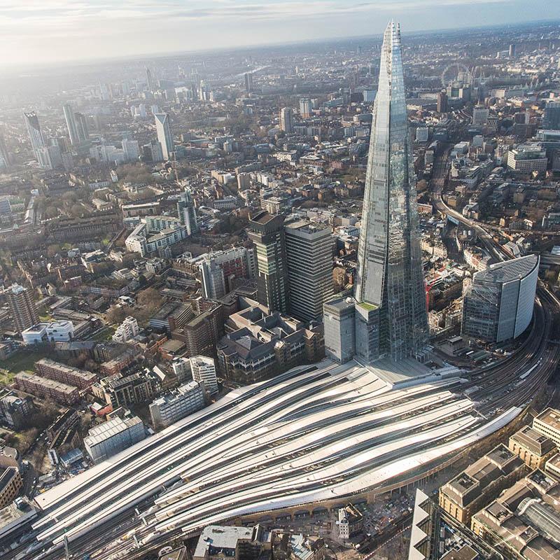 London Bridge Station Redevelopment by Grimshaw Architects