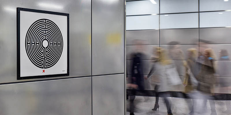 Tottenham Court Road Station upgrade by Hawkins\Brown