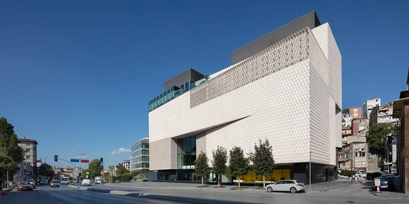 Arter Contemporary Art Museum by Grimshaw in Istanbul