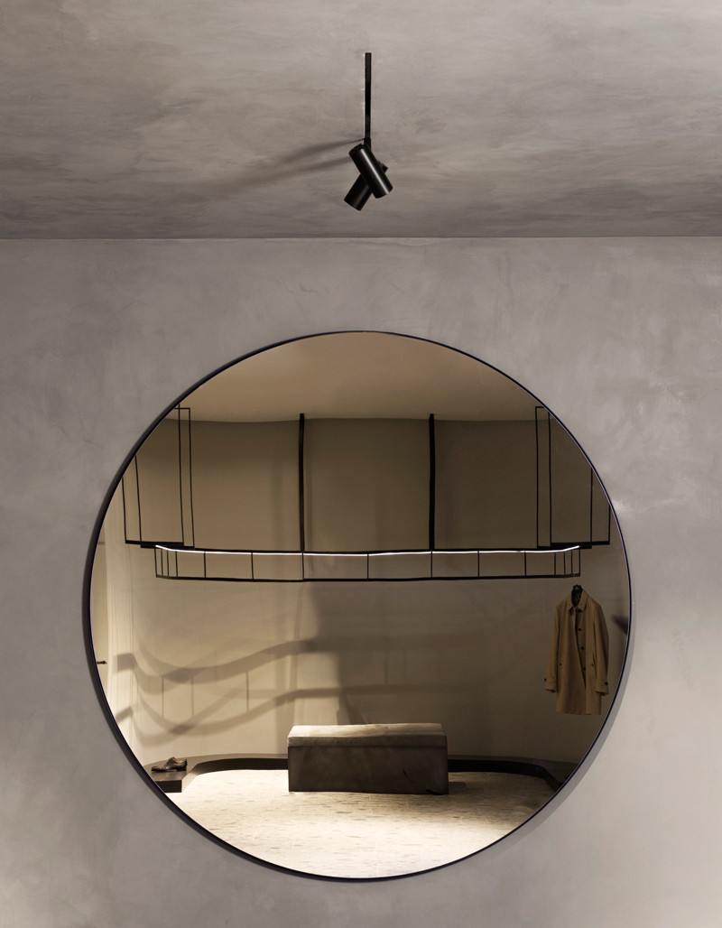Alsterhaus Mens Department by Norm Architects