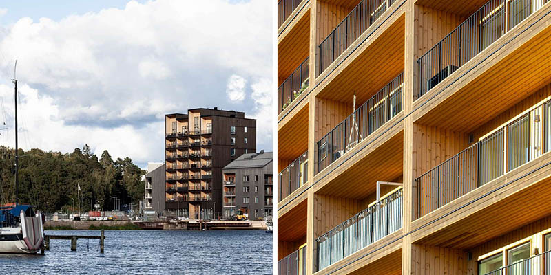 Benefits of timber architecture and sustainability sourced timber