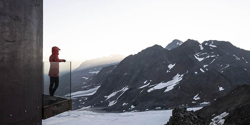 Ötzi Peak 3251m by noa* network of architecture