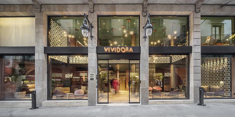 El Equipo Creativo designs the new Kimpton Vividora Hotel in Barcelona