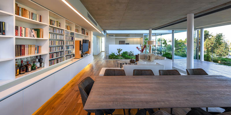 The Garden House by Christos Pavlou Architecture