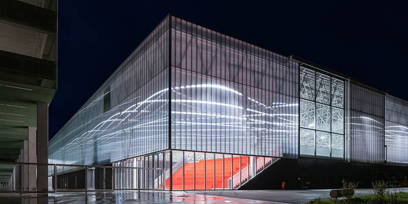 MEETT by OMA, the Toulouse's new Exhibition and Convention Centre