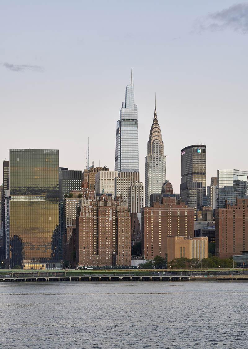 A new tower in New York by Kohn Pedersen Fox