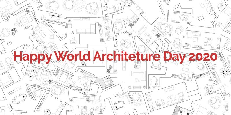 world architecture day 2020