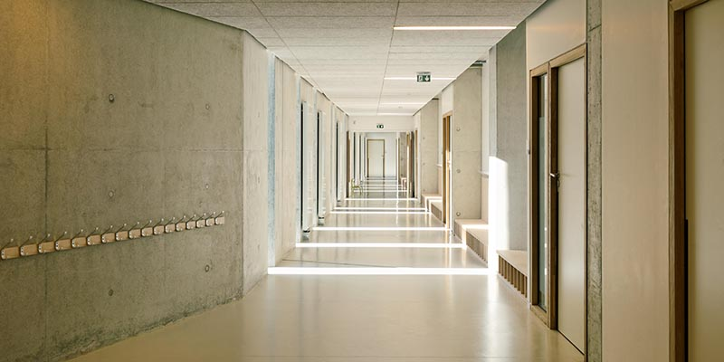School Anthony by Dietmar Feichtinger Architectes
