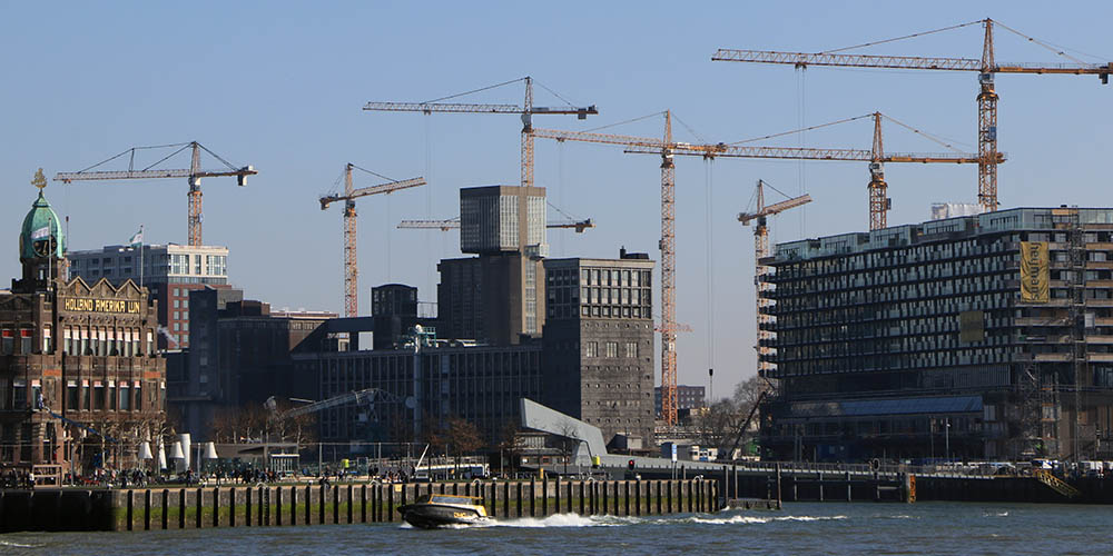Largest construction companies and contractors in Europe