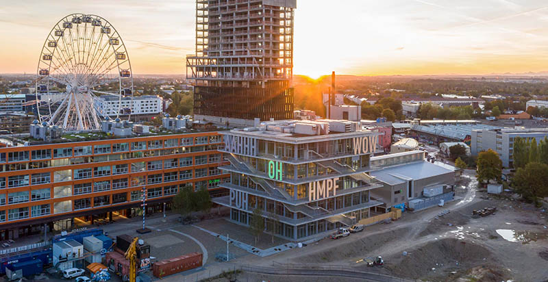 best 2021 new building in Germany