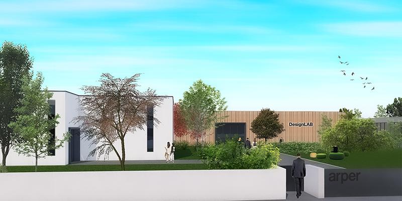 Arper Design Lab new relational spaces