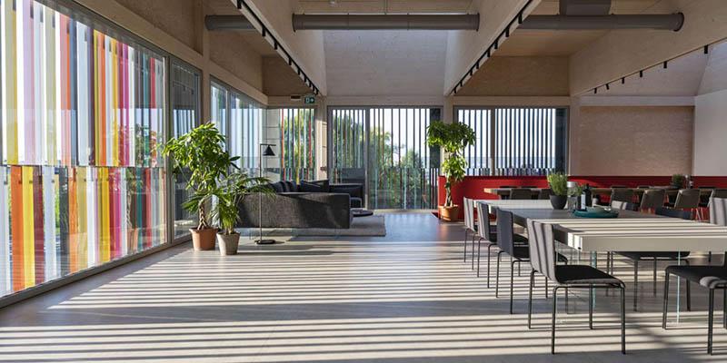 Lago Campus new relational spaces