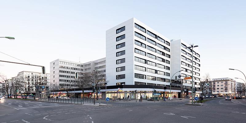 Renovation of an office building in Berlin by Tchoban Voss Architekten