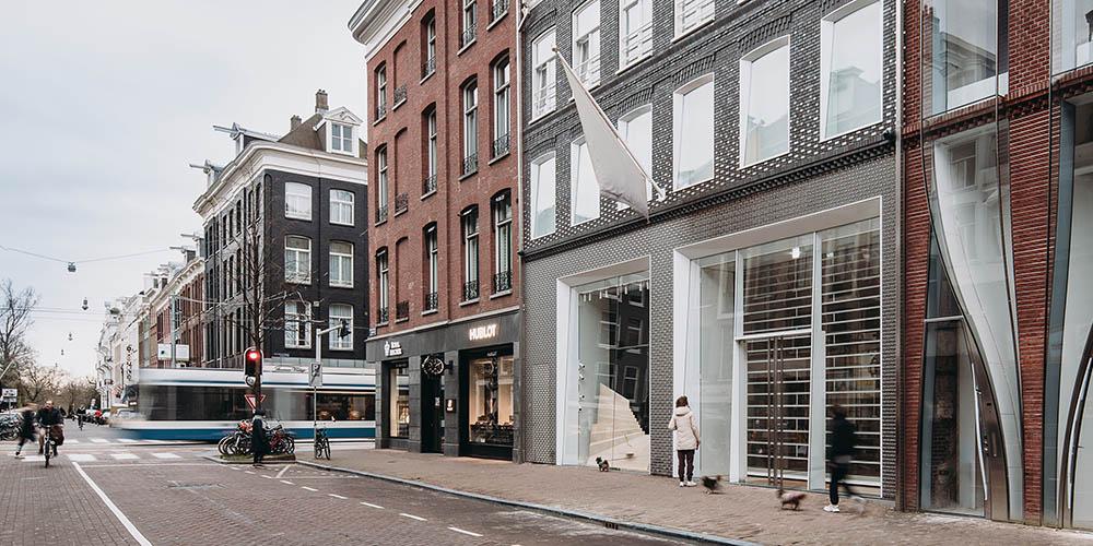 P.C. Hooftstraat 140-142 remodel in Amsterdam by UNStudio