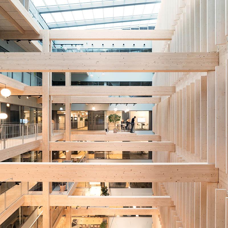 NCC Head office by White Arkitekter