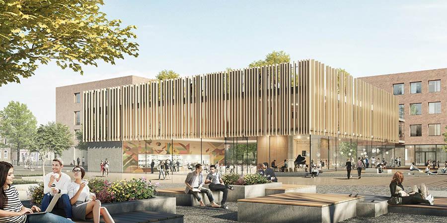 White Arkitekter opens in Stuttgart, Germany