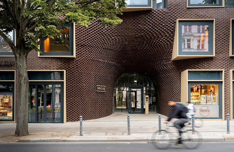 13. Bricks Berlin Schîneberg by GRAFT GmbH