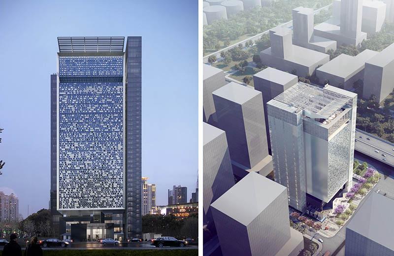 18. Shenzhen Qianhai Telecommunication Center by schneider+schumacher