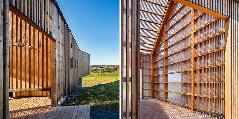 passive house certified cidery