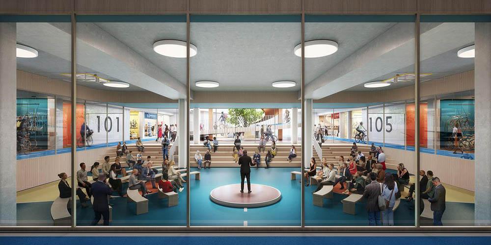 Henning Larsen Architects 105 Victoria Street in London