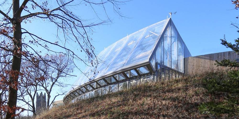 The Global Flora Conservatory by Kennedy & Violich
