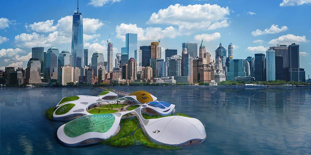 2021 WAFX Awards World architecture festival