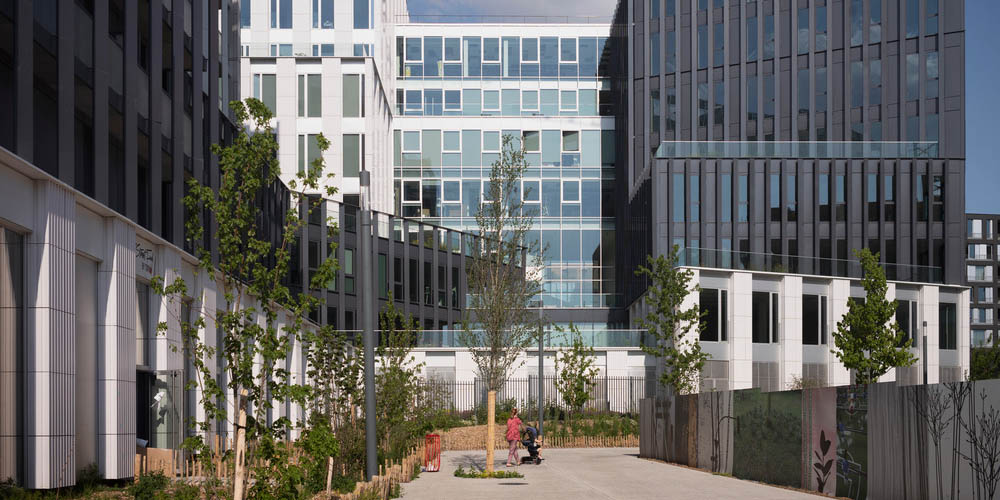 Partenord Habitat headquarters, a global, innovative, and responsible property project