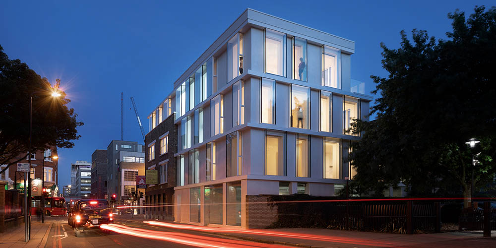 The Paintworks mixed-use building by DROO